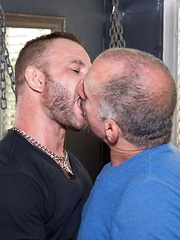 Jay Ricci and Bruce Bacch