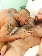 Luke Harrington and Travis Saint
