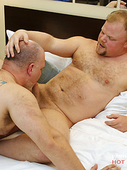 Bareback Daddy Bears