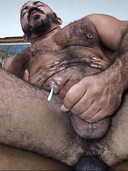 Alessio Romero Takes Romance's Big Black Cock