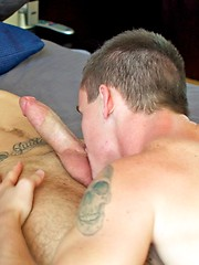 Gorgeous studs Jake and Axl in a really hot pairing