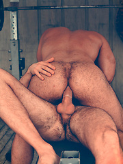 Valentin Petrov and Marcus Ruhl