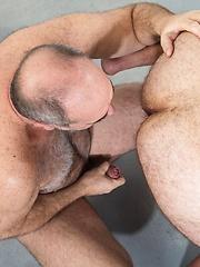 Marttin Pe and Vince Stewart