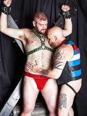 Daddy Cub, Steve Sommers and Daddy Lucas