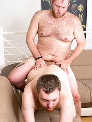 Jef Heart and Colt Cox