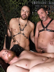Eric Wolfe, Victor Cody, and Mike Schiltz