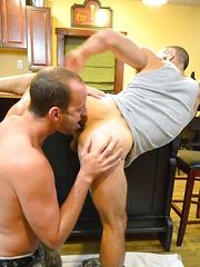 Jayden Brooks and Aaron Cedar
