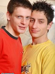 Daniel Wood and Marty Marshall