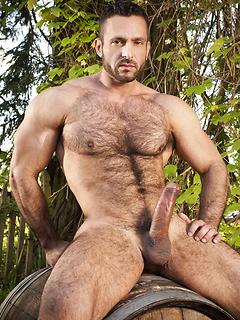 gay model Adam Champ